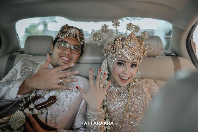 Wedding Citra & Nouval by Attarakha Fotografi - 038