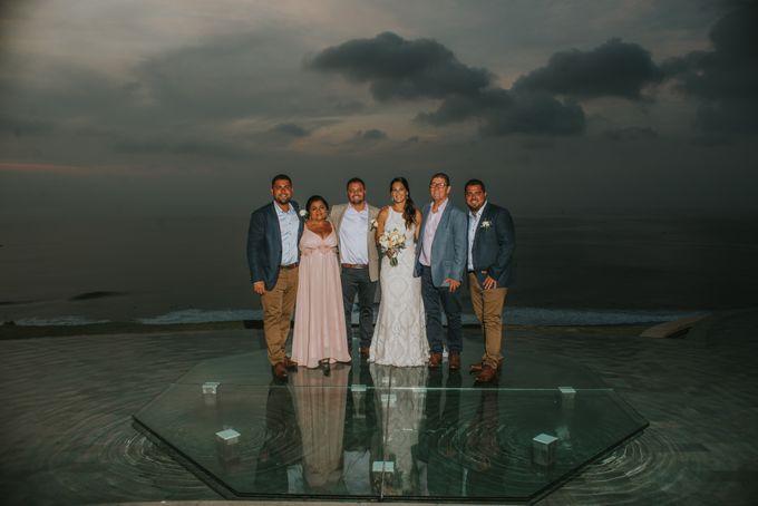Kym & JP Wedding by KAMAYA BALI - 010