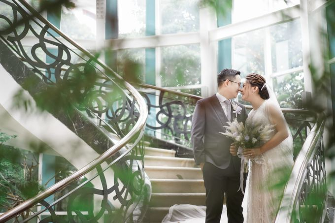 Erik & Della Wedding Day by Filia Pictures - 022