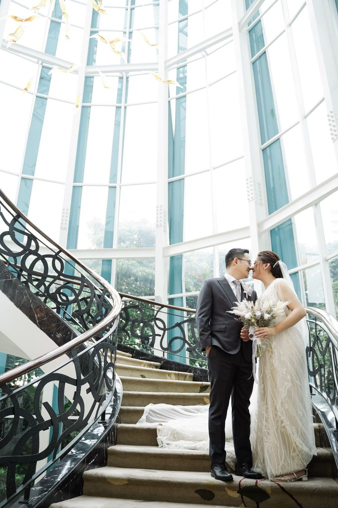 Erik & Della Wedding Day by Filia Pictures - 021