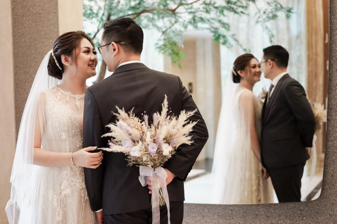 Erik & Della Wedding Day by Filia Pictures - 023