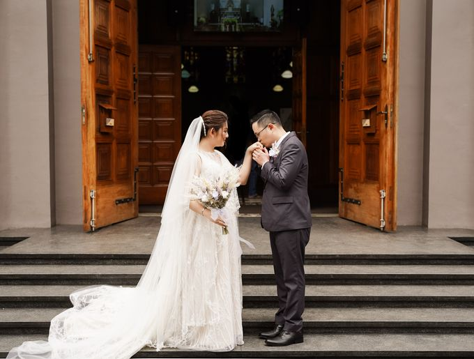 Erik & Della Wedding Day by Filia Pictures - 029
