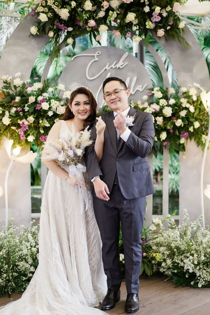 Erik & Della Wedding Day by Filia Pictures - 030
