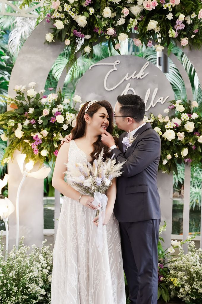 Erik & Della Wedding Day by Filia Pictures - 031