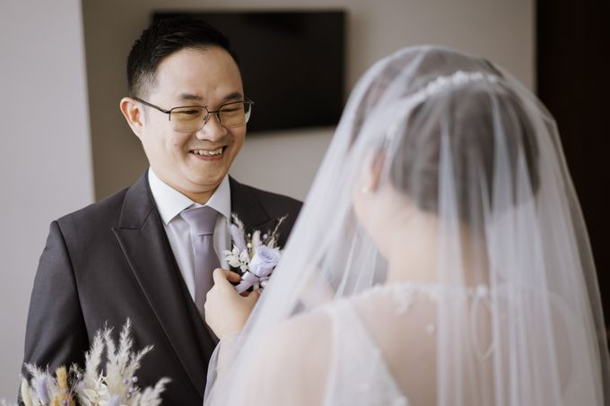 Erik & Della Wedding Day by Filia Pictures - 018