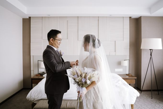 Erik & Della Wedding Day by Filia Pictures - 019
