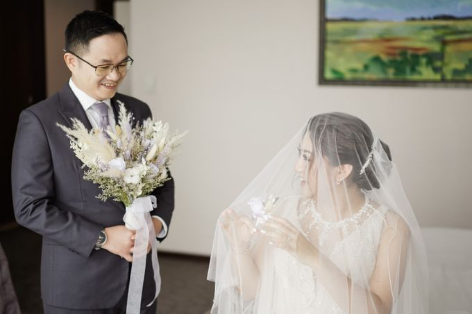 Erik & Della Wedding Day by Filia Pictures - 017