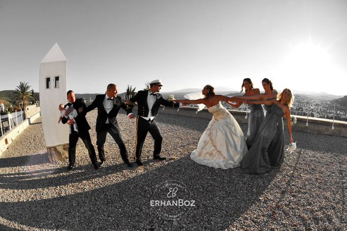 Destination Wedding Photography by erhan Boz Photography - 018