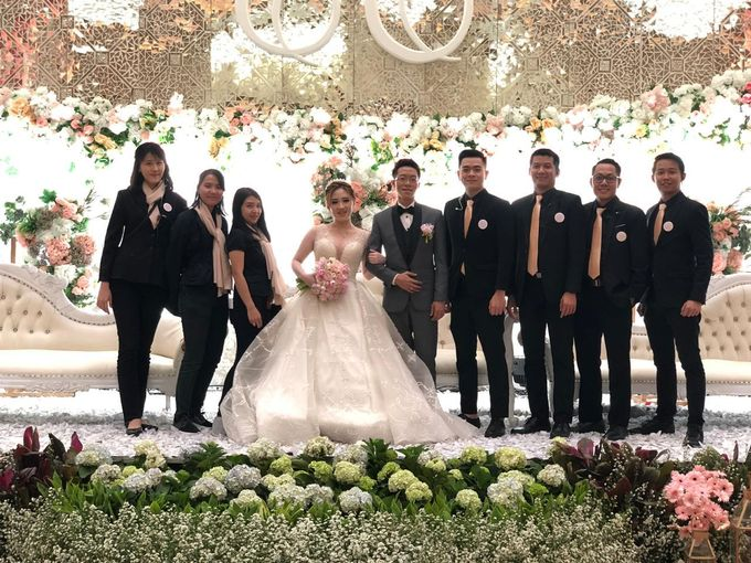 Wedding of Eric and Chintya by gingerolive company - 001