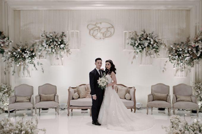 THE WEDDING OF ERIC & CINDY by Cerita Bahagia - 008