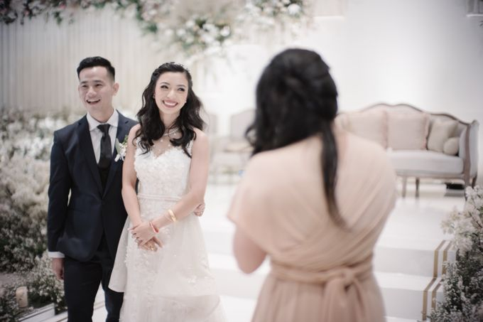 THE WEDDING OF ERIC & CINDY by Cerita Bahagia - 009