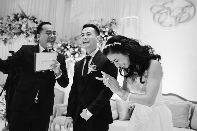 THE WEDDING OF ERIC & CINDY by AYANA Midplaza JAKARTA - 002