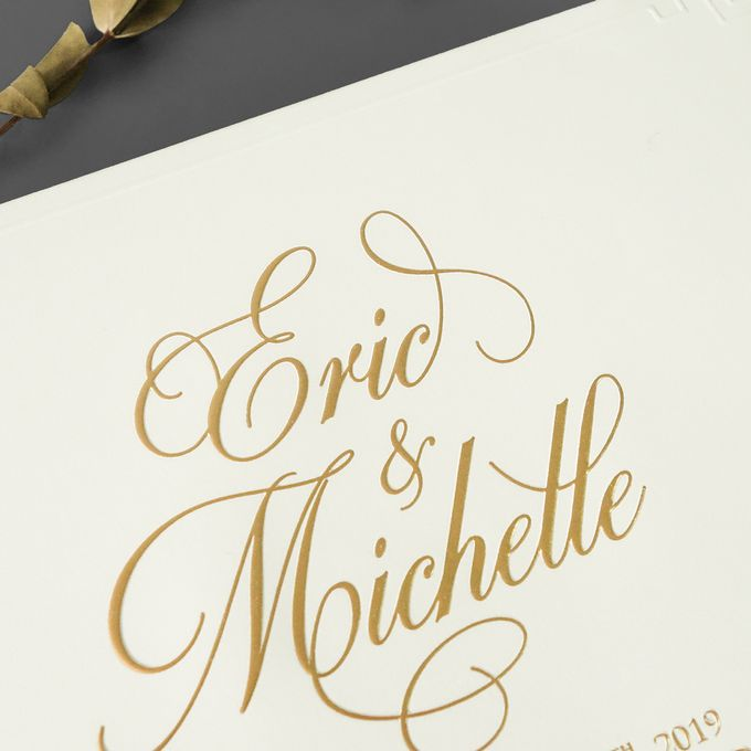 Eric & Michelle by Meltiq Invitation - 003