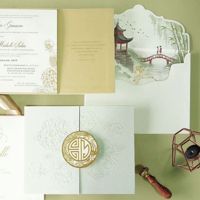 Eric & Michelle by Meltiq Invitation - 002