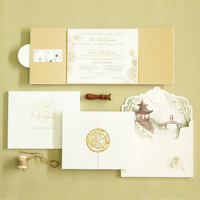 Eric & Michelle by Meltiq Invitation - 005