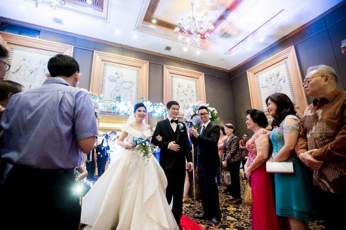 The Wedding of Eric & Marina by Hotel Aryaduta Jakarta - 001