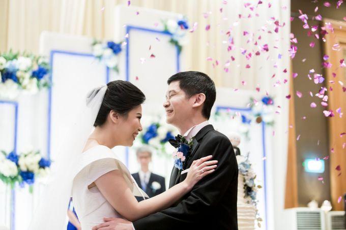 The Wedding of Eric & Marina by Hotel Aryaduta Jakarta - 002