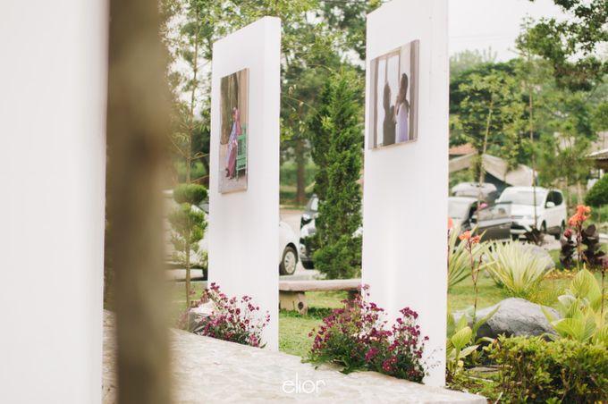 The Wedding of Eriely Lukman by Elior Design - 011