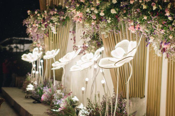 The Wedding of Eriely Lukman by Elior Design - 015