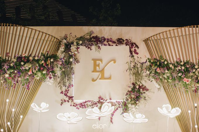 The Wedding of Eriely Lukman by Elior Design - 018