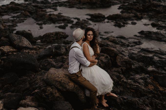 Miriam and Eduardo in La Graciosa by Erik Winter - 008