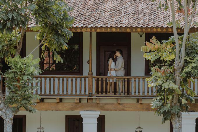 Erika & Steven Prewedding at Gedung Arsip Nasional by AKSA Creative - 025