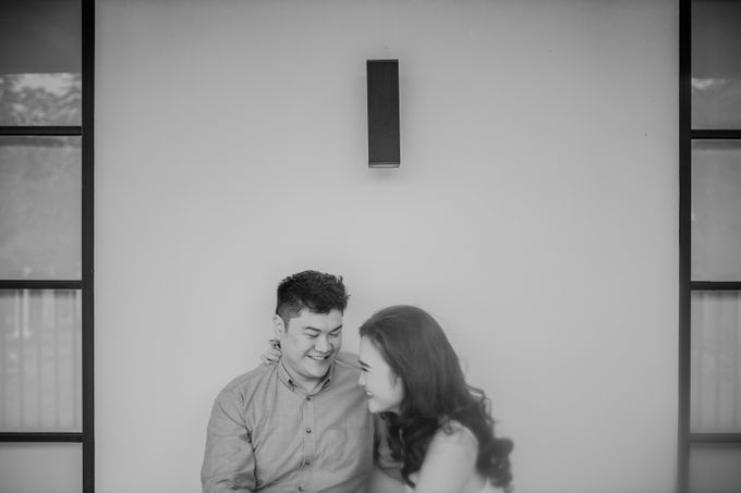 Erika & Steven Prewedding at Gedung Arsip Nasional by AKSA Creative - 026