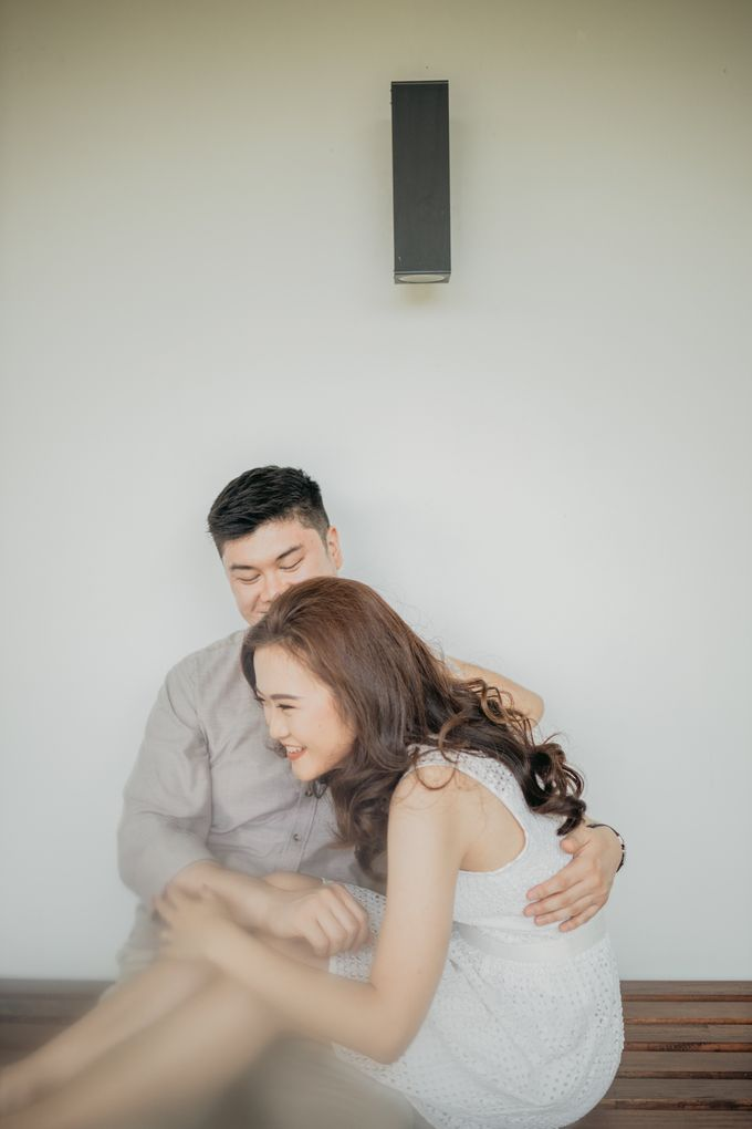 Erika & Steven Prewedding at Gedung Arsip Nasional by AKSA Creative - 029