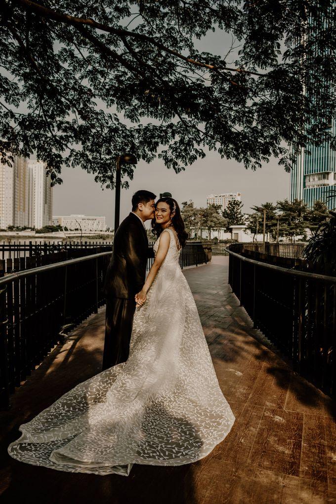 Erika & Steven Wedding by AKSA Creative - 030