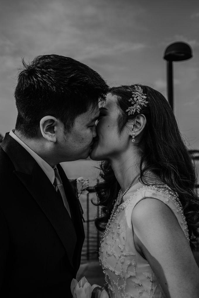 Erika & Steven Wedding by AKSA Creative - 032