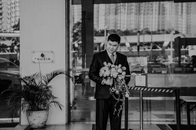 Erika & Steven Wedding by AKSA Creative - 012