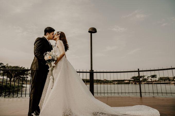 Erika & Steven Wedding by AKSA Creative - 011