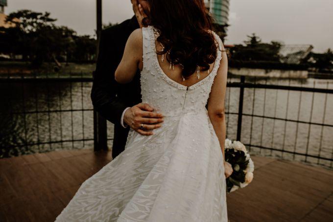 Erika & Steven Wedding by AKSA Creative - 036