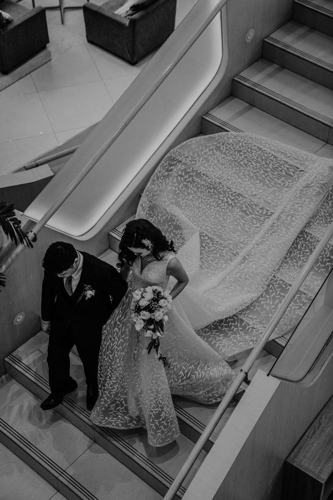 Erika & Steven Wedding by AKSA Creative - 017
