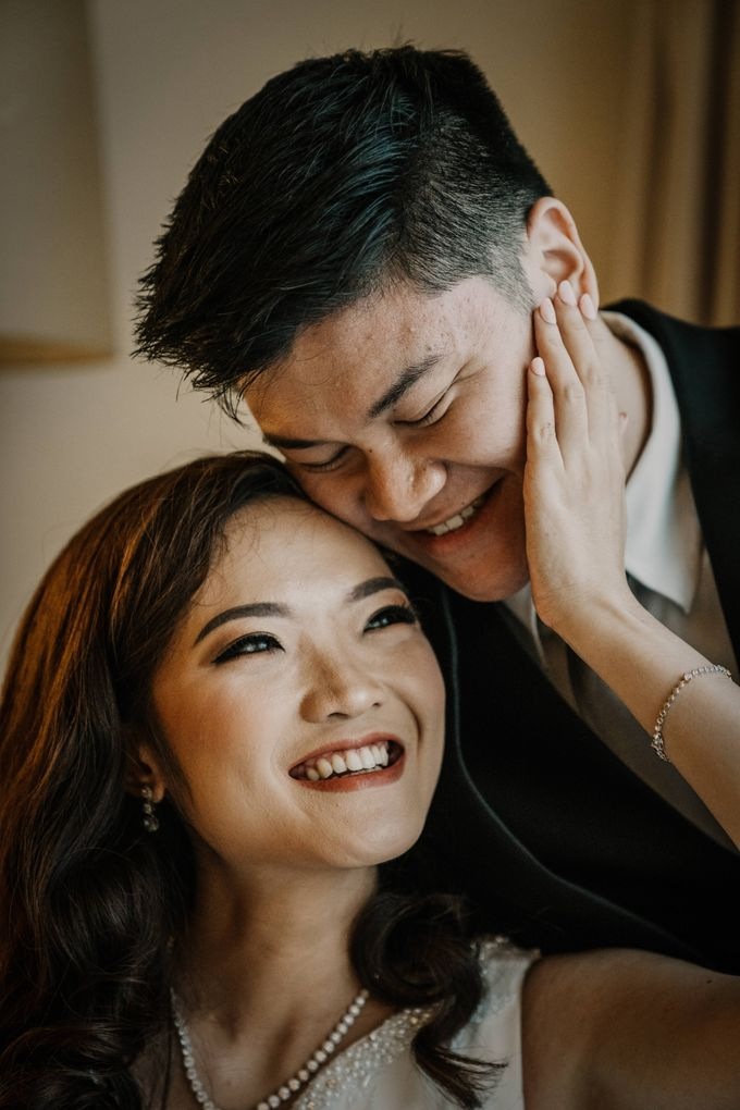 Erika & Steven Wedding by AKSA Creative - 020