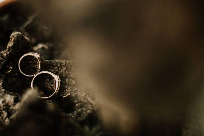 Erika & Steven Wedding by AKSA Creative - 021