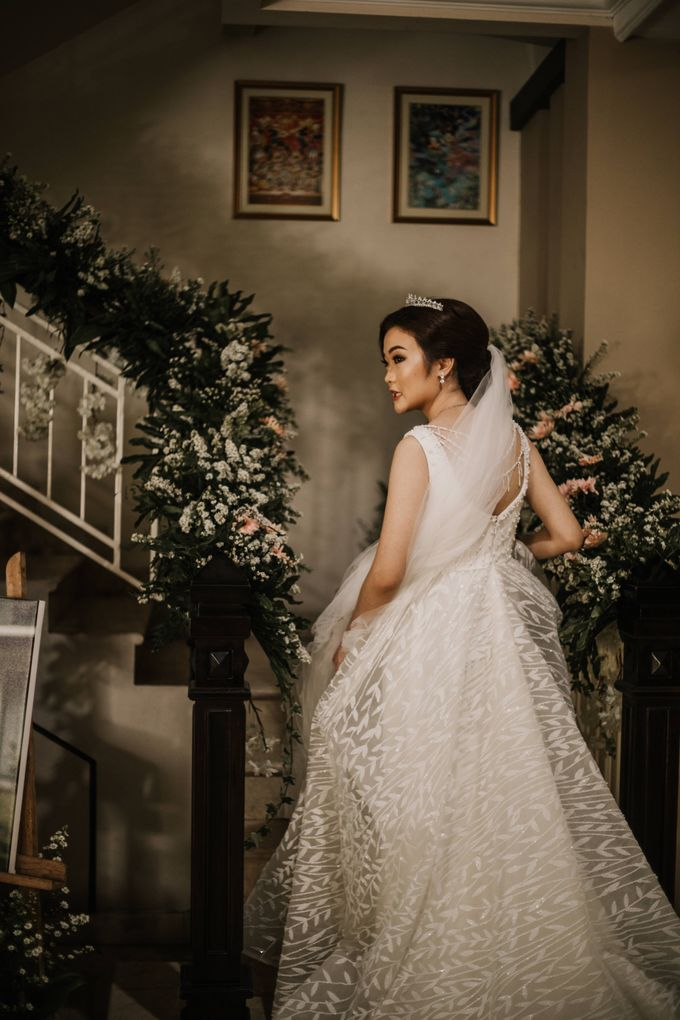 Erika & Steven Wedding by AKSA Creative - 022