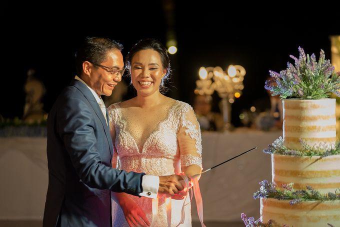 Wedding of Erik Bura & Laura Wiramihardja by Samabe Bali Suites & Villas - 005