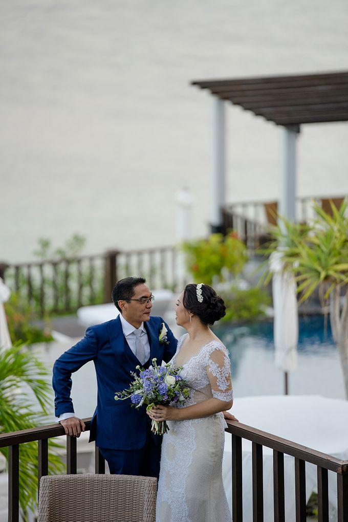 Wedding of Erik Bura & Laura Wiramihardja by Samabe Bali Suites & Villas - 002