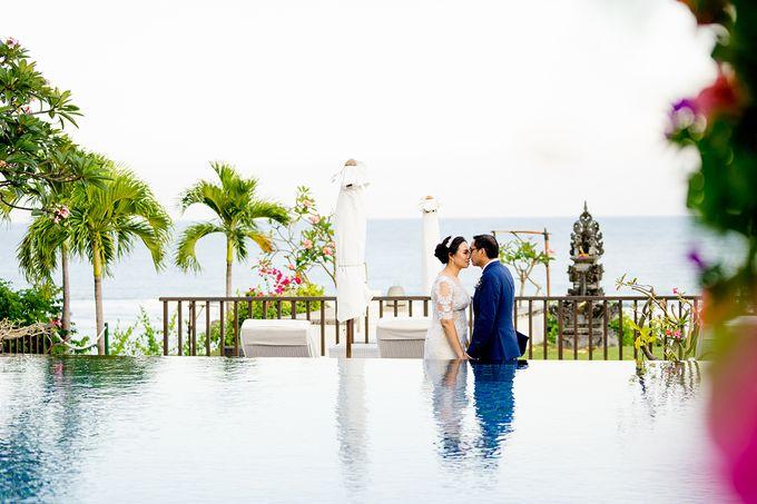 Wedding of Erik Bura & Laura Wiramihardja by Samabe Bali Suites & Villas - 003