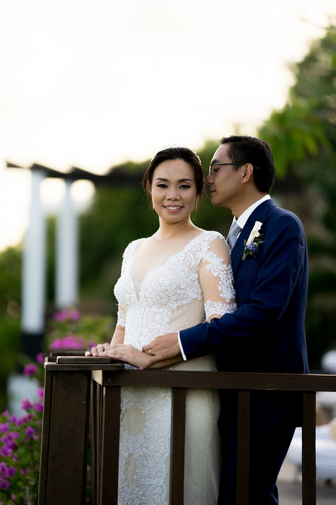 Wedding of Erik Bura & Laura Wiramihardja by Nika di Bali - 009