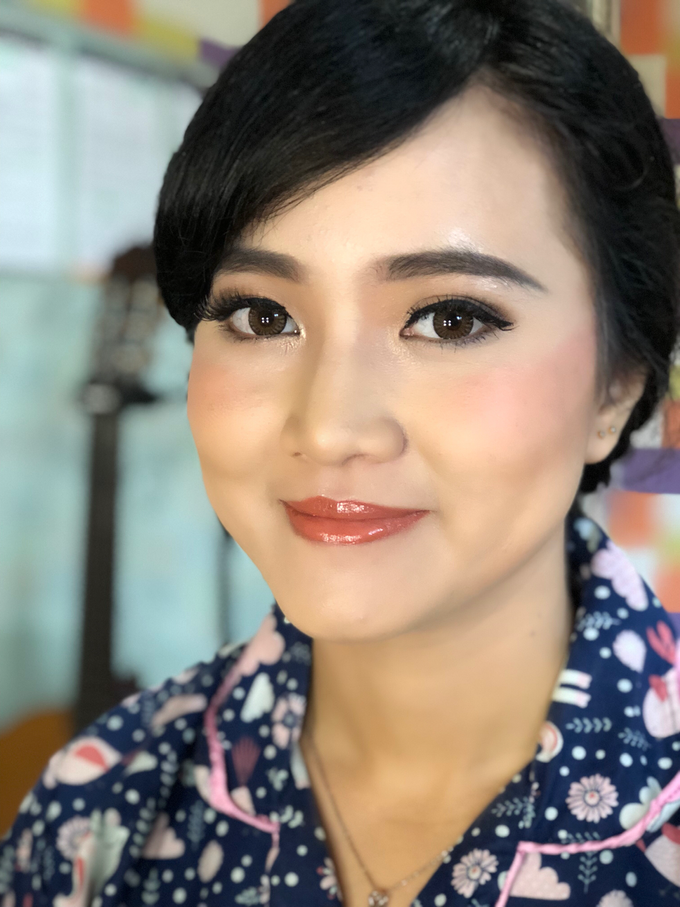 Sangjit Makeup for Ms. Wenny by Erliana Lim Makeup Artist - 001