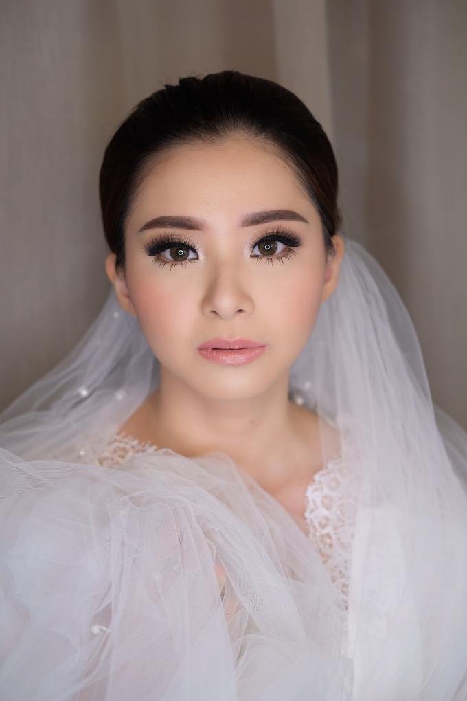 Wedding Makeup Look for Ms Elika by Erliana Lim Makeup Artist - 001