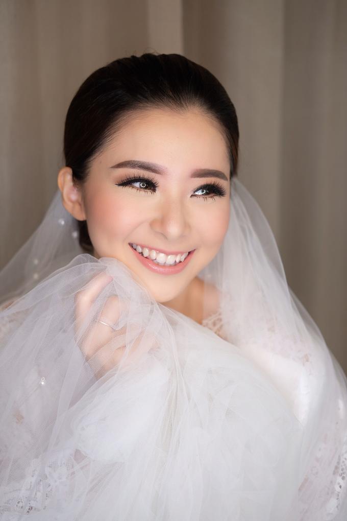 Wedding Makeup Look for Ms Elika by Erliana Lim Makeup Artist - 002