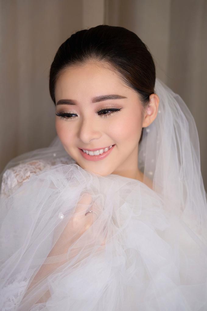 Wedding Makeup Look for Ms Elika by Erliana Lim Makeup Artist - 008