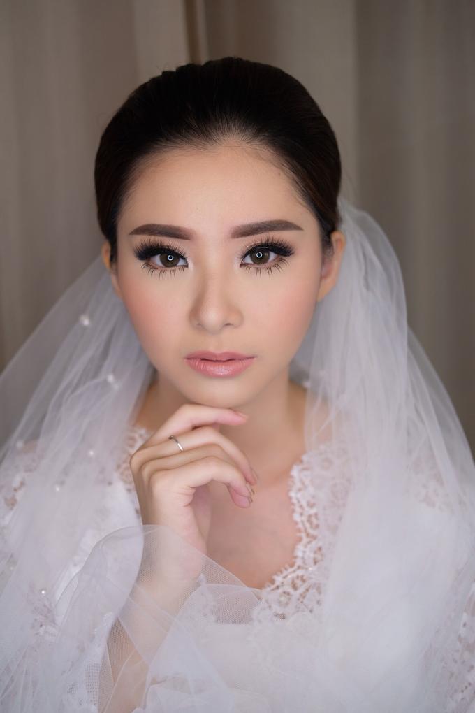 Wedding Makeup Look for Ms Elika by Erliana Lim Makeup Artist - 009