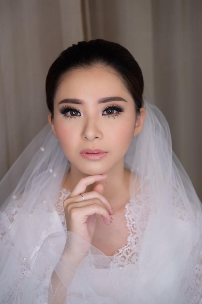 Wedding Makeup Look for Ms Elika by Erliana Lim Makeup Artist - 010