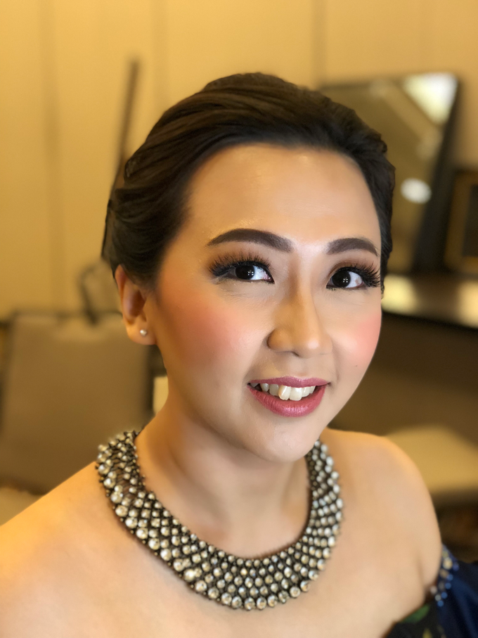 Party Makeup for Ms. Maya by Erliana Lim Makeup Artist - 001