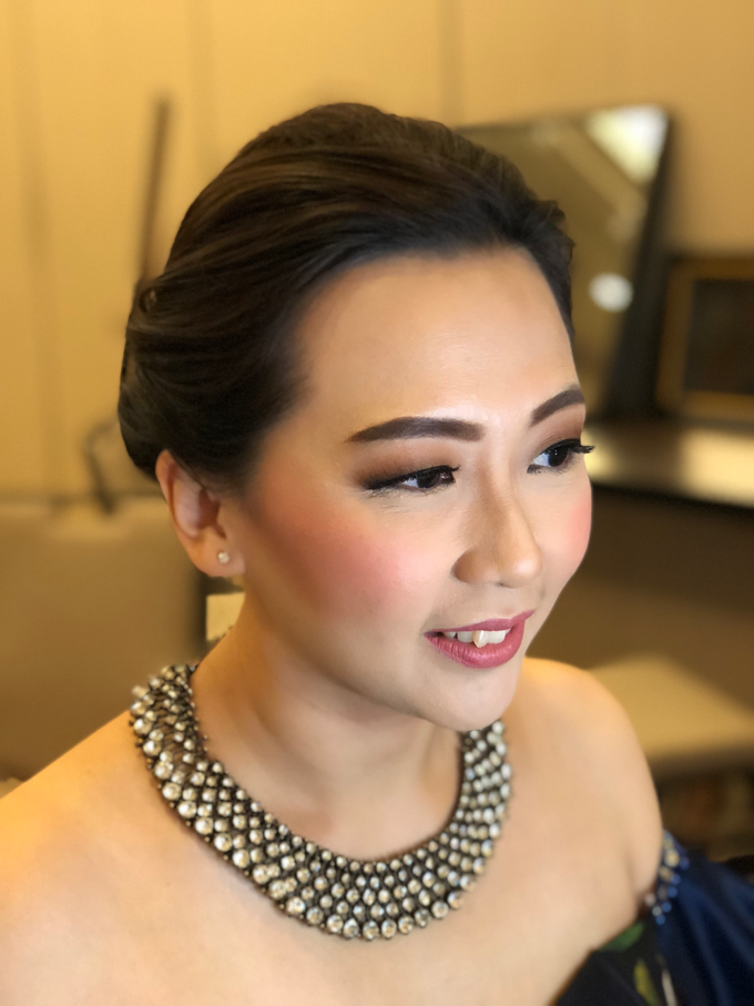 Party Makeup for Ms. Maya by Erliana Lim Makeup Artist - 002
