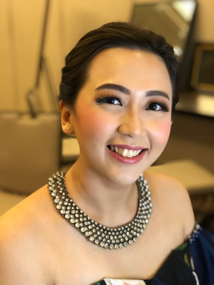 Party Makeup for Ms. Maya by Erliana Lim Makeup Artist - 003